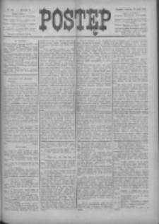 Postęp 1899.05.25 R.10 Nr117