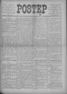 Postęp 1899.05.31 R.10 Nr122
