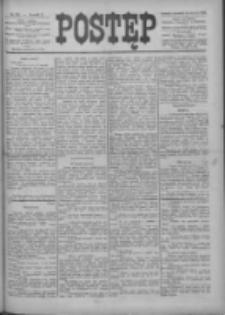 Postęp 1899.06.15 R.10 Nr134