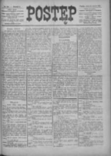 Postęp 1899.06.17 R.10 Nr136