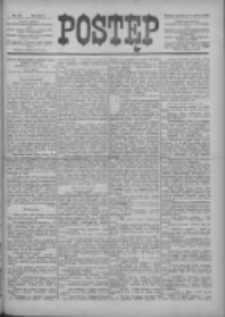 Postęp 1899.06.18 R.10 Nr137