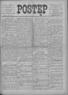 Postęp 1899.07.25 R.10 Nr167