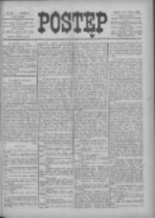 Postęp 1899.07.26 R.10 Nr168