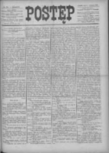 Postęp 1899.08.04 R.10 Nr176