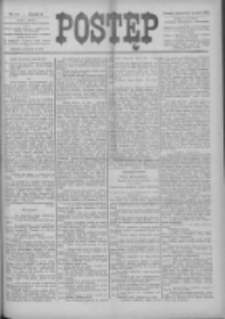 Postęp 1899.08.13 R.10 Nr184