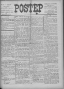Postęp 1899.08.29 R.10 Nr196