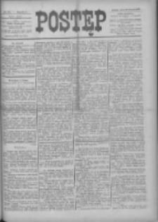 Postęp 1899.08.30 R.10 Nr197
