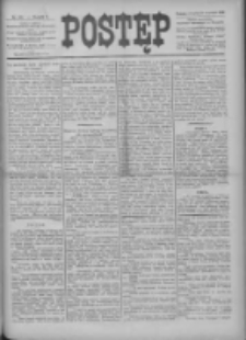 Postęp 1899.09.14 R.10 Nr209