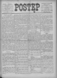 Postęp 1899.09.15 R.10 Nr210