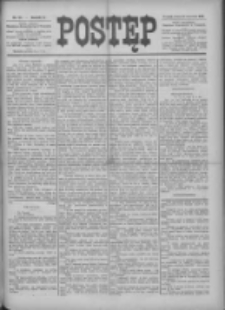 Postęp 1899.09.16 R.10 Nr211