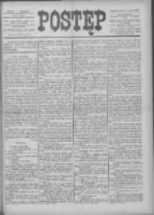 Postęp 1899.10.10 R.10 Nr231