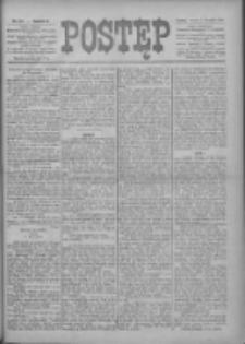 Postęp 1899.11.07 R.10 Nr254