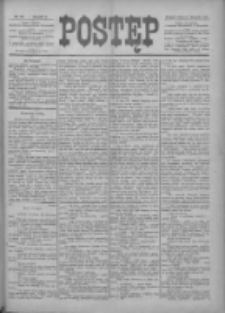 Postęp 1899.11.25 R.10 Nr269