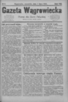 Gazeta Wągrowiecka: pismo dla ziemi pałuckiej 1928.07.05 R.8 Nr79