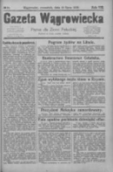Gazeta Wągrowiecka: pismo dla ziemi pałuckiej 1928.07.19 R.8 Nr85