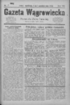 Gazeta Wągrowiecka: pismo dla ziemi pałuckiej 1928.10.07 R.8 Nr119