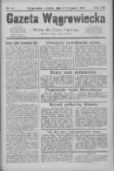 Gazeta Wągrowiecka: pismo dla ziemi pałuckiej 1928.11.13 R.8 Nr135