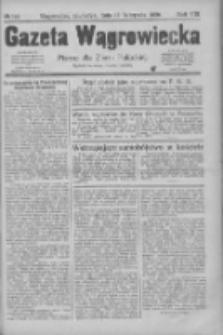 Gazeta Wągrowiecka: pismo dla ziemi pałuckiej 1928.11.29 R.8 Nr142