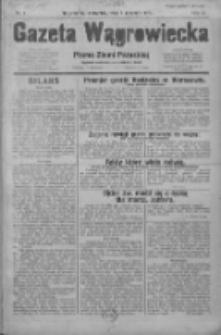 Gazeta Wągrowiecka: pismo ziemi pałuckiej 1931.01.01 R.11 Nr1