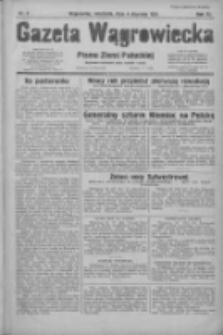 Gazeta Wągrowiecka: pismo ziemi pałuckiej 1931.01.04 R.11 Nr3