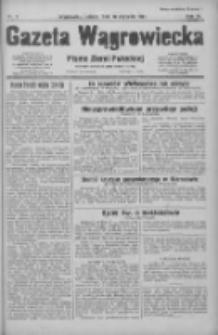 Gazeta Wągrowiecka: pismo ziemi pałuckiej 1931.01.10 R.11 Nr7