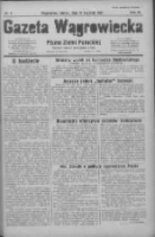 Gazeta Wągrowiecka: pismo ziemi pałuckiej 1931.01.12 R.11 Nr9