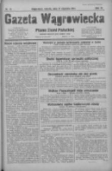 Gazeta Wągrowiecka: pismo ziemi pałuckiej 1931.01.17 R.11 Nr13