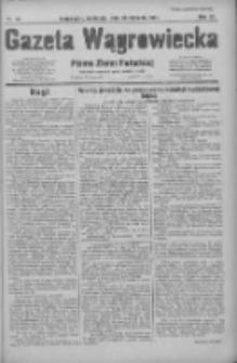 Gazeta Wągrowiecka: pismo ziemi pałuckiej 1931.01.18 R.11 Nr14