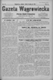 Gazeta Wągrowiecka: pismo ziemi pałuckiej 1931.01.20 R.11 Nr15
