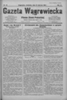Gazeta Wągrowiecka: pismo ziemi pałuckiej 1931.01.25 R.11 Nr20