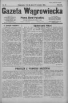 Gazeta Wągrowiecka: pismo ziemi pałuckiej 1931.01.27 R.11 Nr21