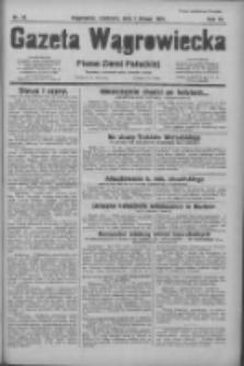 Gazeta Wągrowiecka: pismo ziemi pałuckiej 1931.02.01 R.11 Nr26