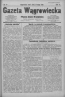 Gazeta Wągrowiecka: pismo ziemi pałuckiej 1931.02.04 R.11 Nr27
