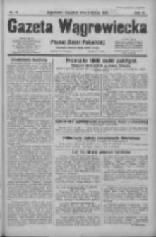 Gazeta Wągrowiecka: pismo ziemi pałuckiej 1931.02.05 R.11 Nr28