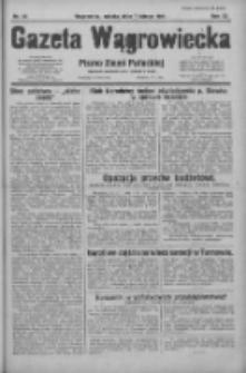 Gazeta Wągrowiecka: pismo ziemi pałuckiej 1931.02.07 R.11 Nr30