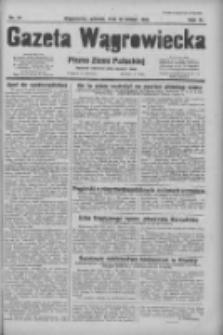 Gazeta Wągrowiecka: pismo ziemi pałuckiej 1931.02.10 R.11 Nr32