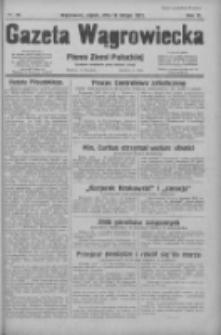 Gazeta Wągrowiecka: pismo ziemi pałuckiej 1931.02.13 R.11 Nr35