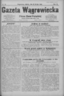 Gazeta Wągrowiecka: pismo ziemi pałuckiej 1931.02.17 R.11 Nr38