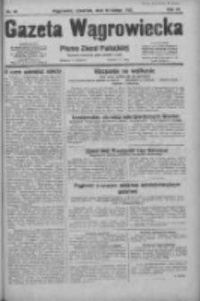 Gazeta Wągrowiecka: pismo ziemi pałuckiej 1931.02.19 R.11 Nr40