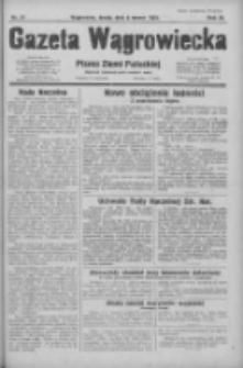 Gazeta Wągrowiecka: pismo ziemi pałuckiej 1931.03.04 R.11 Nr51