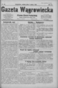 Gazeta Wągrowiecka: pismo ziemi pałuckiej 1931.03.07 R.11 Nr54