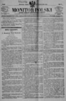 Monitor Polski. Dziennik Urzędowy Rzeczypospolitej Polskiej. 1922.04.22 R.5 nr92