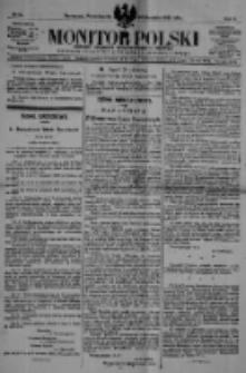 Monitor Polski. Dziennik Urzędowy Rzeczypospolitej Polskiej. 1922.04.24 R.5 nr93