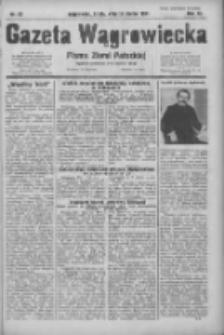 Gazeta Wągrowiecka: pismo ziemi pałuckiej 1931.03.18 R.11 Nr63