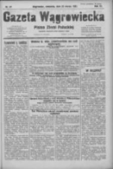 Gazeta Wągrowiecka: pismo ziemi pałuckiej 1931.03.22 R.11 Nr67