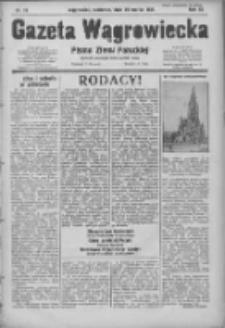 Gazeta Wągrowiecka: pismo ziemi pałuckiej 1931.03.29 R.11 Nr73
