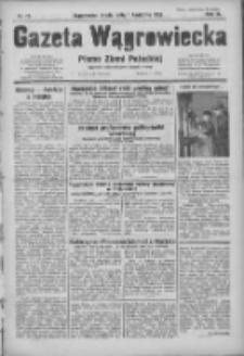 Gazeta Wągrowiecka: pismo ziemi pałuckiej 1931.04.01 R.11 Nr75