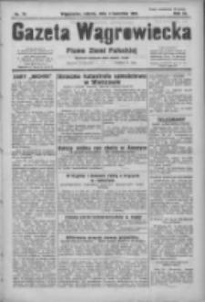 Gazeta Wągrowiecka: pismo ziemi pałuckiej 1931.04.04 R.11 Nr78