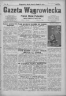 Gazeta Wągrowiecka: pismo ziemi pałuckiej 1931.04.10 R.11 Nr82