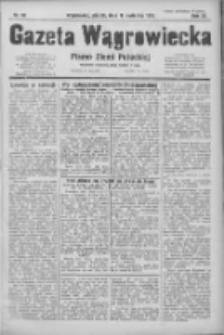 Gazeta Wągrowiecka: pismo ziemi pałuckiej 1931.04.17 R.11 Nr88